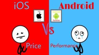 iOS Gamer Vs Android Gamer