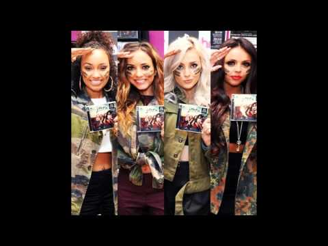 Little Mix - Stand Down (Lyrics + Pictures)