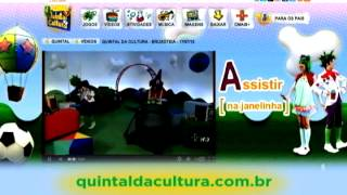 Site do Quintal da Cultura!