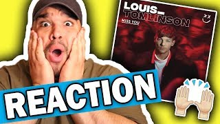Download Lagu Louis Tomlinson - Miss You [REACTION] Gratis STAFABAND