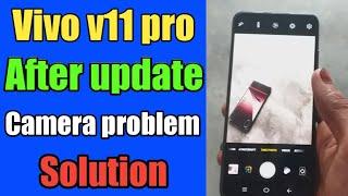 Vivo v11 pro 6.12.2 camera portrait mode problem solved