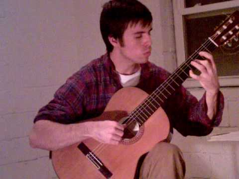 Stella by Starlight (solo guitar) Tom Cossentino