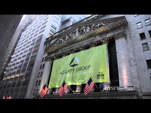 Acquity Group Celebrates IPO and First Day of Trading on NYSE Amex