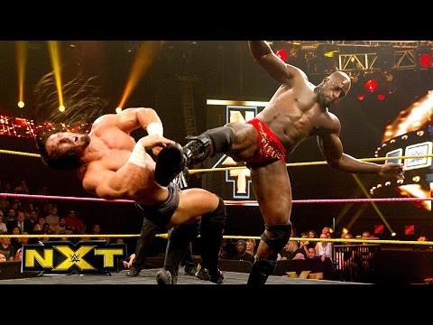 Adrian Neville Vs. Titus O'neil - Nxt Championship Match: Wwe Nxt, Oct. 23, 2014 video