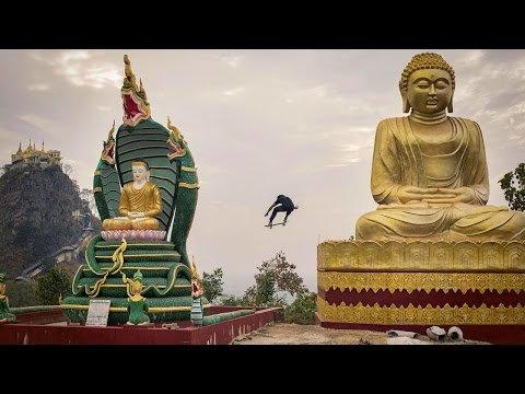Skating the Far Reaches of Myanmar | Golden Skate Odyssey: Part 2