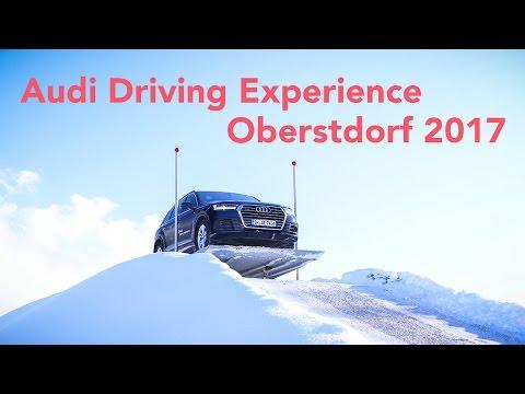 35° Sideways in the Audi Q7 I AudiKult
