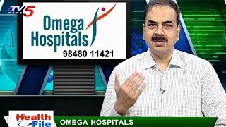 Thyroid Cancer - Causes, Symptoms,Treatments | Omega Hospital | Health File | Telugu News | TV5 News