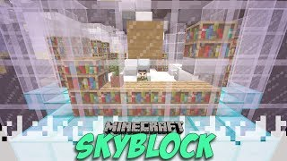 The Library - Skyblock Season 2 - EP14 (Minecraft Video)