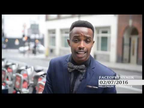 FACE OF KENYA UK 2016