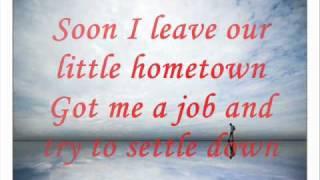 Don't Cry Joni with lyrics