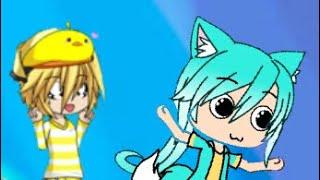 I'm Blue Meme/I'm A Banana Meme (Gacha Verse And Gacha Studio)