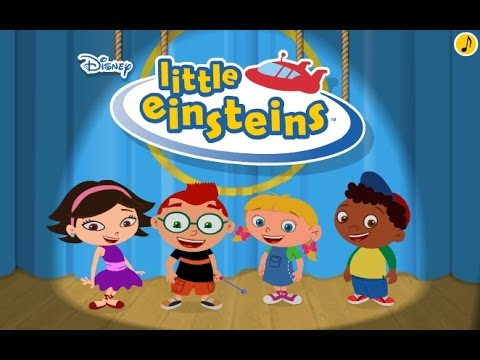 [10 HOURS] Little Einsteins Theme Song Remix | We're Going on a Trip, in our Favorite Rocket Ship