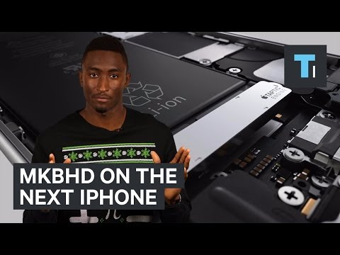 MKBHD On The Next IPhone