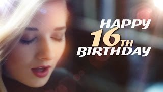 Jackie Evancho - Happy 16th Birthday