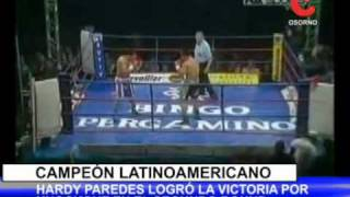 NOTA BOXEO HARDY PAREDES