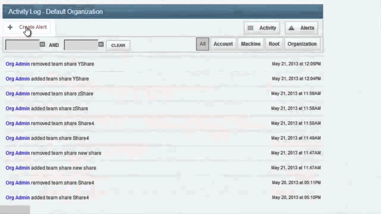 Par3.IT Cloud Activity Log - YouTube