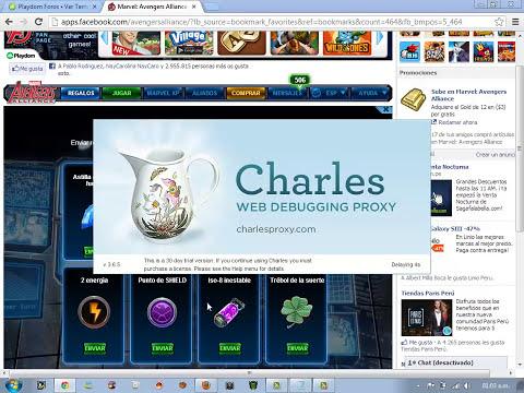Charles COMAAL para enviar 50 regalo