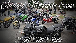 Adelaide Motorbike Scene Promo Video
