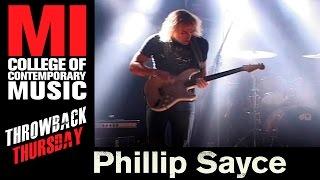 Phillip Sayce - Musicians Institute(MI)が2007.11.15 MIにて行われた約60分のライブ映像を公開 thm Music info Clip