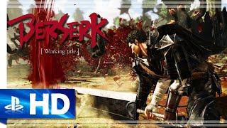 BERSERK (2016) Promotional Trailer - PS4, PS3, PS Vita [1080p]
