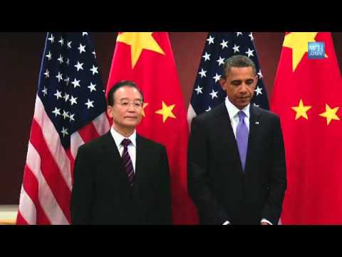 President Obama's Bilateral Meeting with Premier Wen Jiabao of China