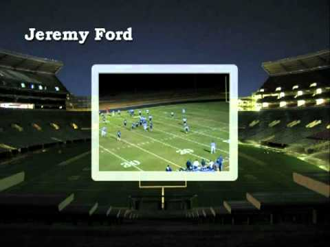 Jeremy Ford 2011 Highlights Alma Bryant High School