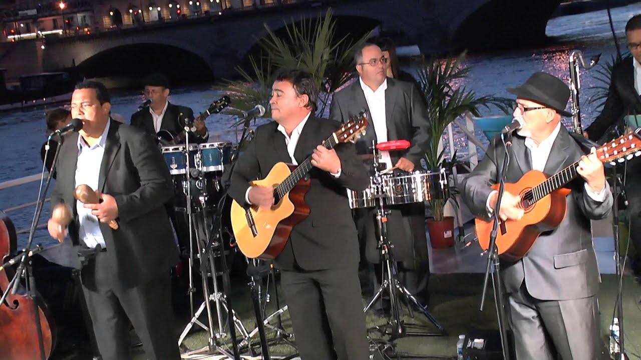 Compay Segundo Wallpaper Concert Grupo Compay
