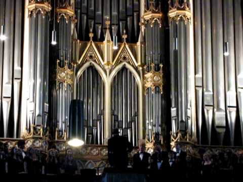 The Black Church _The Indian Springs School Chamber Choir _  Jabula Jesu - 06/24/2011