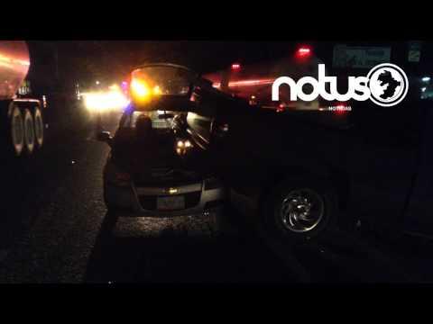 Maestro penjamense sufre accidente en Irapuato