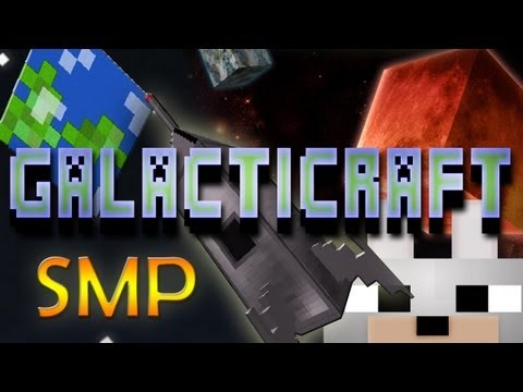 Minecraft Mods - Galacticraft 1.5.2 Review an