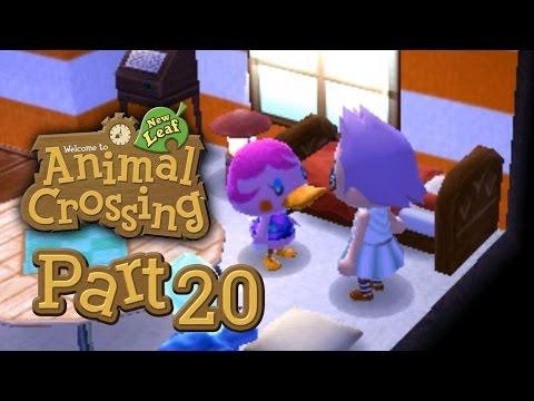 Animal Crossing: New Leaf (Staffel 3) - Let's Play - Part 20 German / Deutsch 720p HD