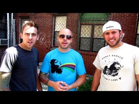 Vlogging With Strangers 2 - With Edbassmaster