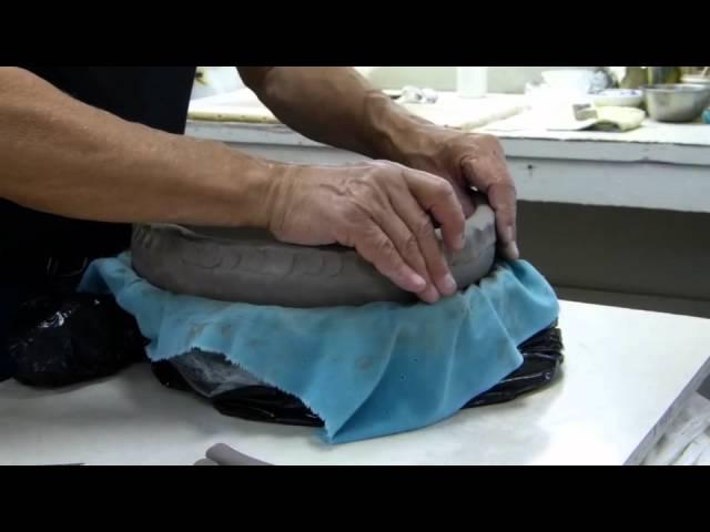 Hopi Pottery Demo Video Part 1 with Al Qoyawayma