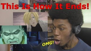 Banana Fish Episode 24 FINALE! [REACTION/REVIEW]