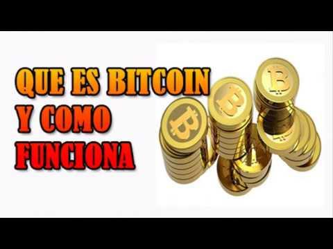 Que es Bitcoin sus Características  y como Funciona 2017