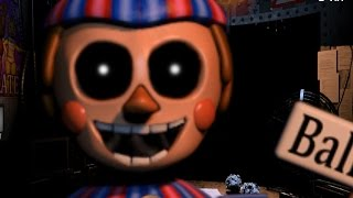 FNAF 2 - Balloon Boy Jumpscare