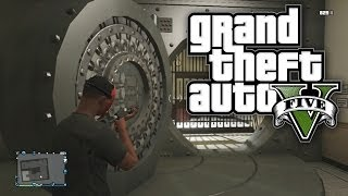 GTA 5 THUG LIFE #11 - BREAKING INTO A BANK! (GTA V Online)