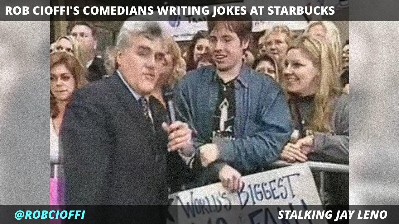 Jay Leno's Orthodox Joke Writer