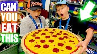 GIANT PIZZA!!!!