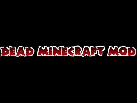 Tutorial Para Instalar Dead Minecraft Mod Y Review para Minecraft 1.5.2
