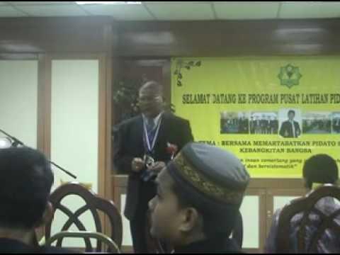 Pidato Melayu Nusantara3-Pidato Tuan Haji Zabir Suliman-MHZ Malay Herbs Zone Sdn.Bhd