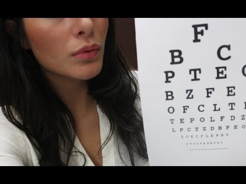 Cranial Nerve Examination Role Play (Soft Spoken ASMR)