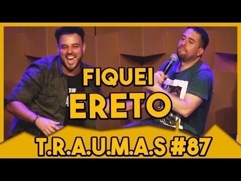 T.R.A.U.M.A.S. #85 - O QUE É ASMR? (São Paulo, SP) Vídeos de zueiras e brincadeiras: zuera, video clips, brincadeiras, pegadinhas, lançamentos, vídeos, sustos