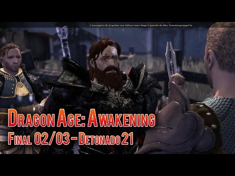 Dragon Age Awakening - Final 02/03 | Detonado 21