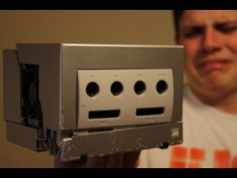 SMASHING GAMECUBE