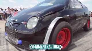VW Lupo Dragster - 1.8 Turbo 580hp