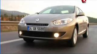 Renault Fluence - Первый тест