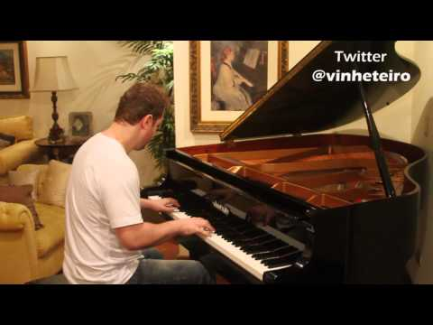 Iron Man 3 Music on Piano - Iron Man 3 Theme - Main Theme Soundtrack
