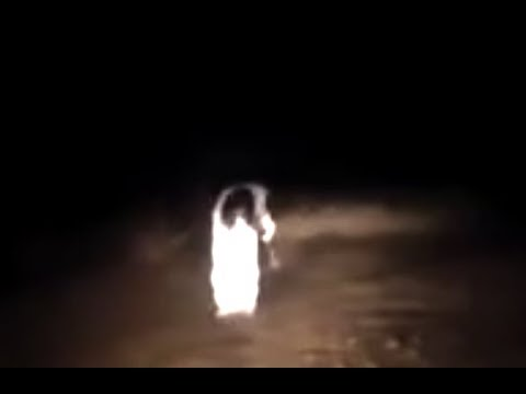 Saudi Arabia Police encounter a Real Witch thumbnail