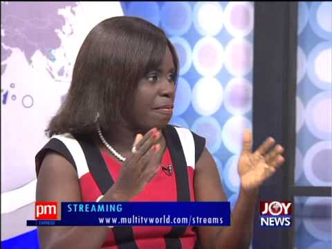 Is Ghana's Debt Stock Sustainable - PM Express on Joy News (27-7-15)